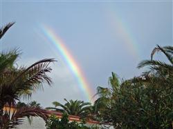 Regenbogen auf Teneriffa