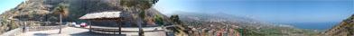 Panoramafoto Humboldtblick im Norden Teneriffas