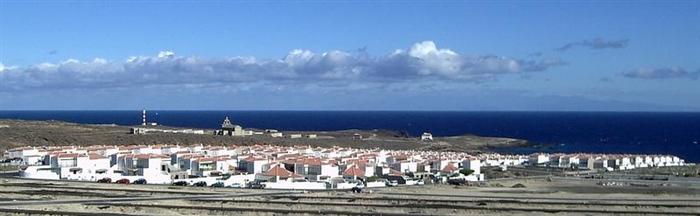 Panorama von Abades