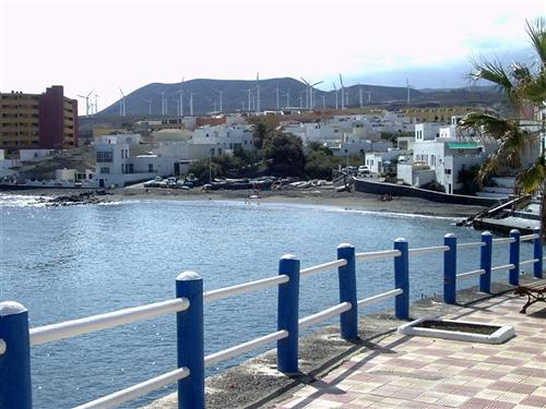 Ortschaft Poris de Abona - Bild 1
