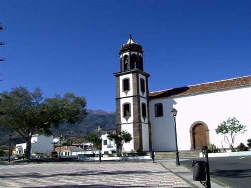 Ortschaft Villa de Arico - Bild 1