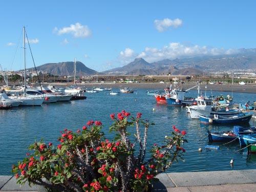 Ortschaft Las Galletas  - Bild 1