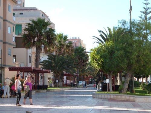 Ortschaft Las Galletas  - Bild 2