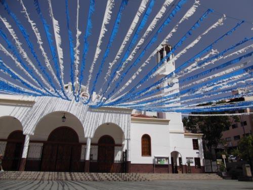 Ortschaft Los Cristianos  - Bild 1