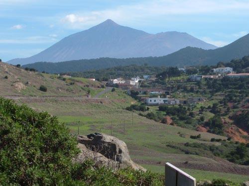 Ortschaft Teno alto  - Bild 1