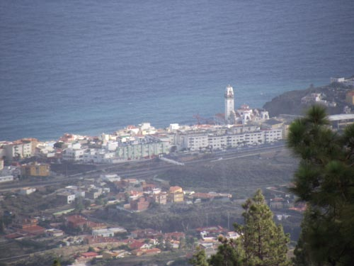 Ortschaft Araya  - Bild 2