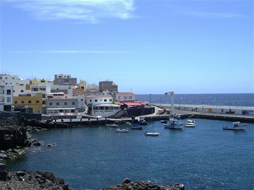 Ortschaft Los Abrigos - Bild 1