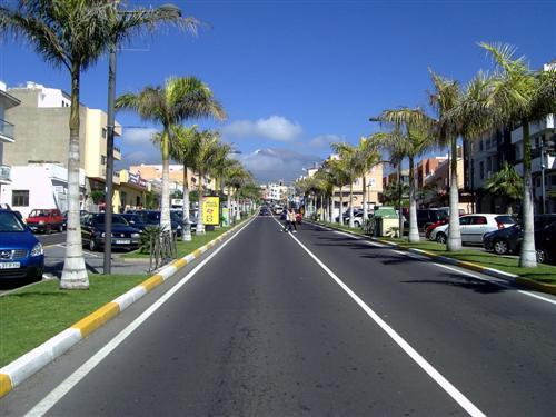 Ortschaft San Isidro - Bild 1