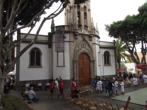 Ortschaft Guia de Isora - Bild 1