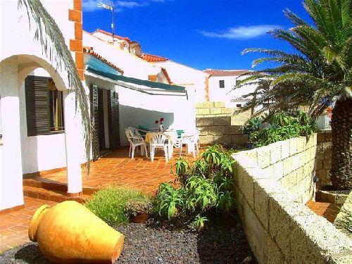 Bungalow Bahia Azul B auf Teneriffa Süd in Poris de Abona - Ferienhaus