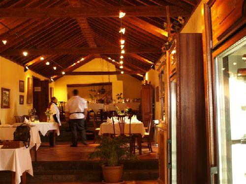 Weinmuseum in El Sauzal auf Teneriffa - Restaurant