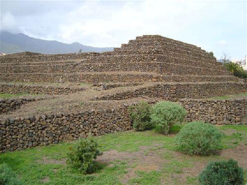 Pyramiden von Güímar