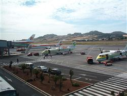 Flughafen im Norden Teneriffas