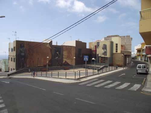 Ortschaft Armeñime  - Bild 1