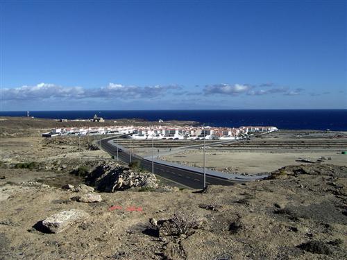 Ortschaft Abades - Bild 1