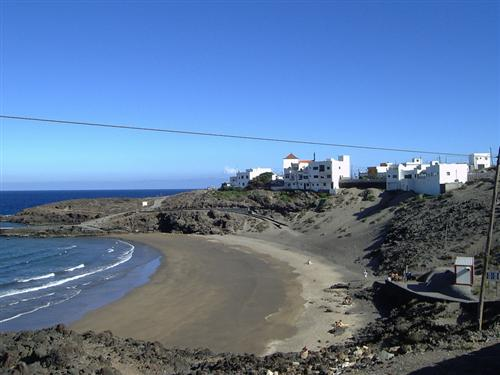 Ortschaft Punta de Abona - Bild 1