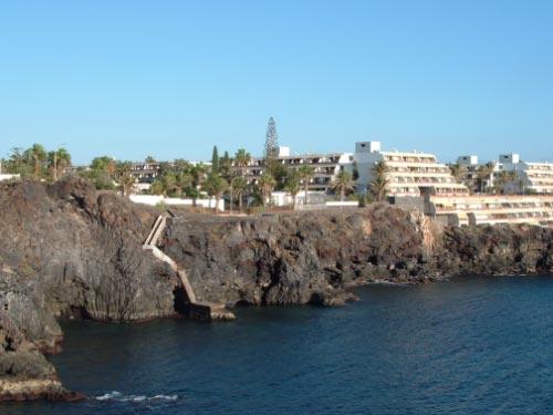 Ortschaft Costa del Silencio  - Bild 3