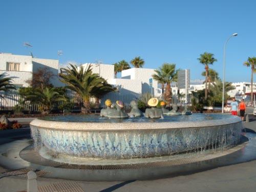 Ortschaft Costa del Silencio  - Bild 2
