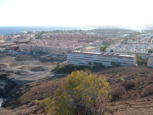 Ortschaft Costa del Silencio  - Bild 1
