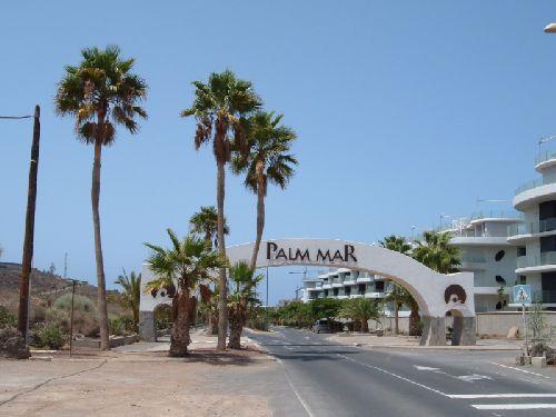 Ortschaft Palm Mar  - Bild 1