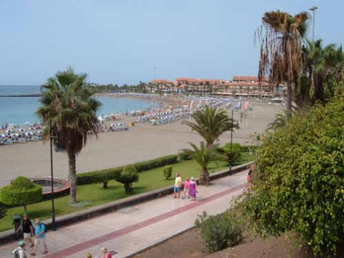 Ortschaft Playa de las Américas  - Bild 1