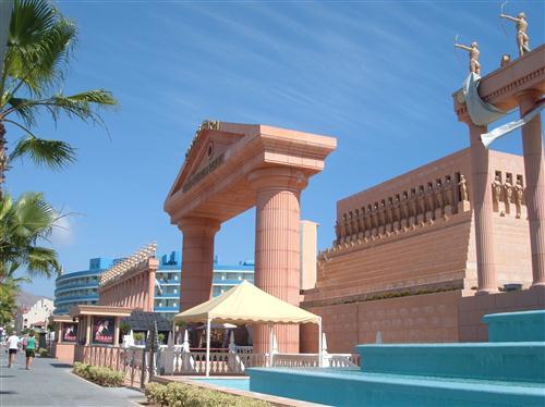 Ortschaft Playa de las Américas  - Bild 2