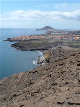 Ortschaft El Médano - Bild 2