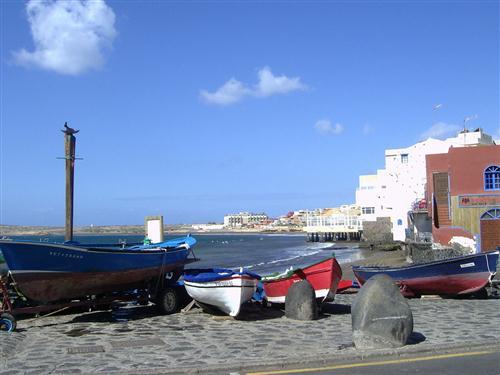 Ortschaft El Médano - Bild 1