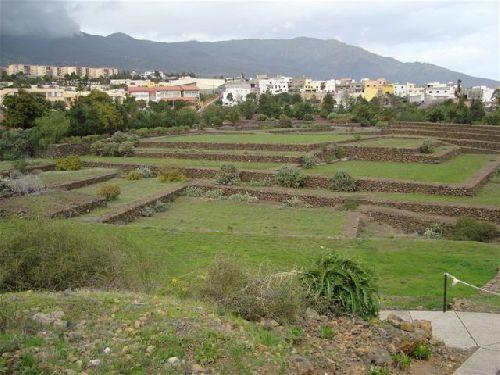 Ortschaft Chacona - Bild 1