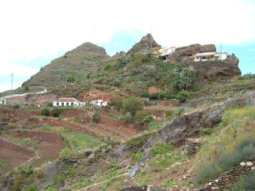 Ortschaft El Batan - Bild 1