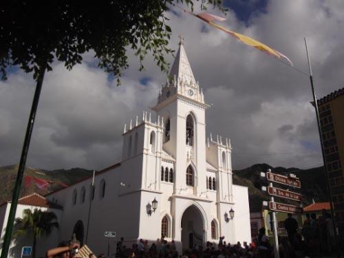 Ortschaft Los Silos - Bild 1