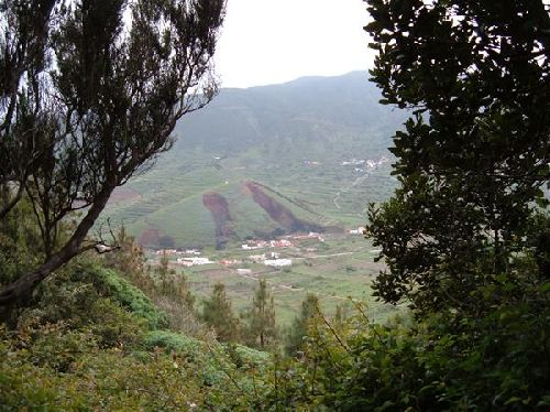 El Palmar auf Teneriffa