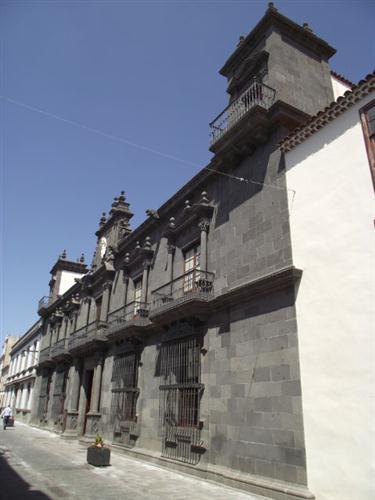 Bischofssitz in La Laguna