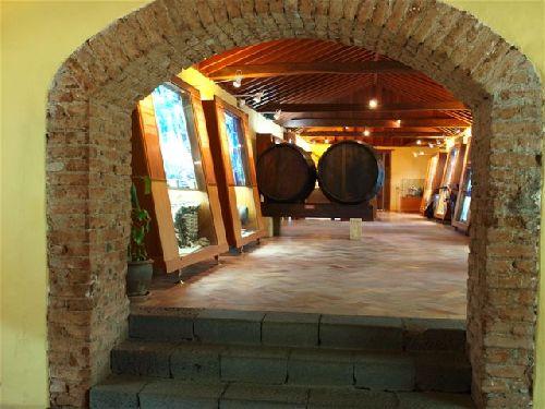 Weinmuseum in El Sauzal auf Teneriffa